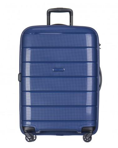 Duża walizka puccini madagascar 28 pp013 c.niebieski