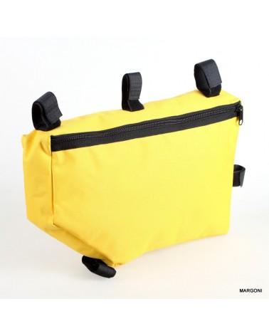 Sakwa rowerowa rm big żółty