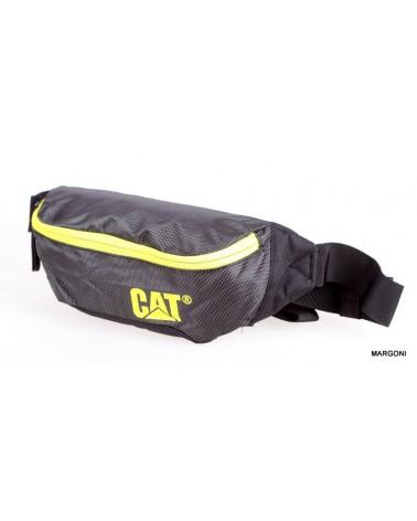 Saszetka biodrowa CAT 83374 czarny