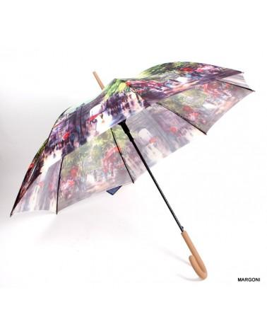 Parasol damski długi zest 21625-20