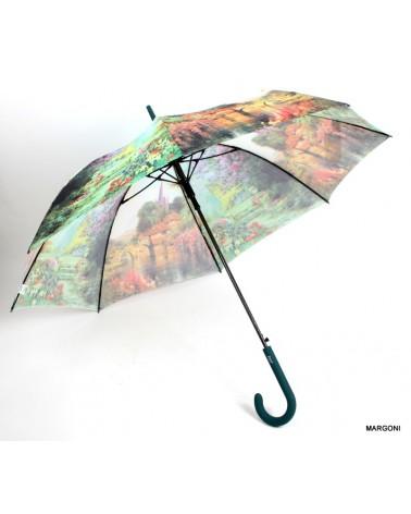 Parasol damski długi zest 21625-10