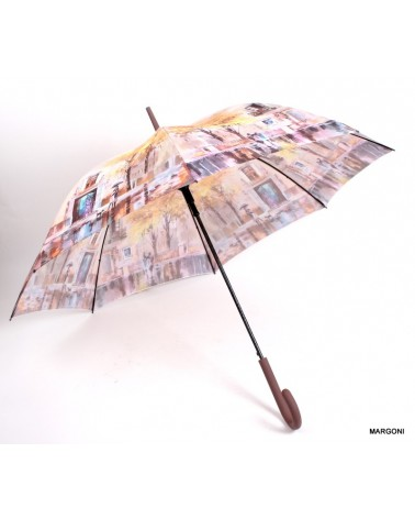 Parasol damski długi zest 21625-6