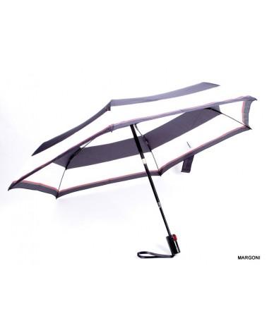 Parasol damski knirps TS.200 4020 czarny biały