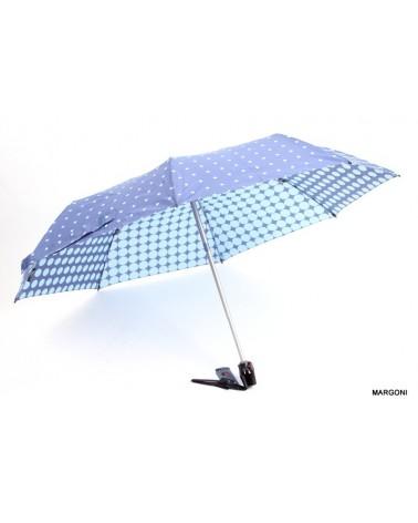 Parasol damski knirps t.200 8269 niebieski