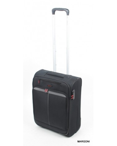 Mała walizka viaggiatore 20 mv401 czarny