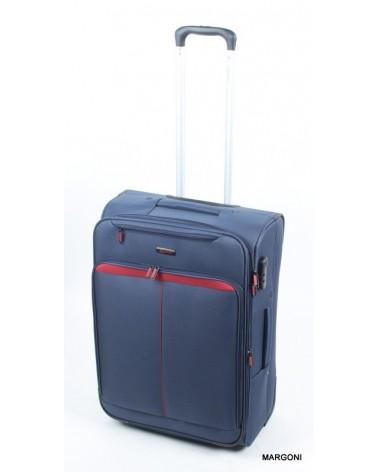 średnia walizka viaggiatore 24 mv401 niebieski