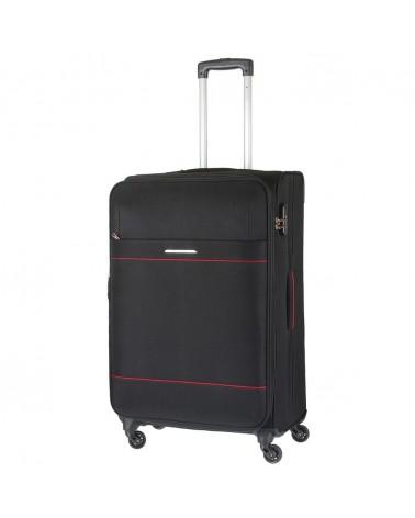 Duża walizka puccini palermo 28 em-50340 czarny