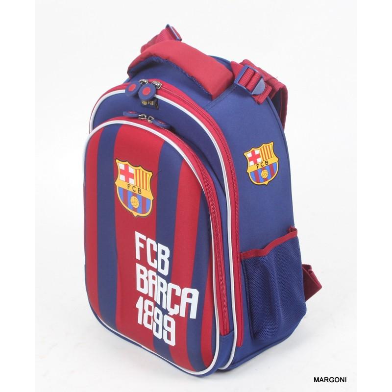c20f307f86686 Tornister szkolny FC Barcelona FC-170 - Tornistry szkolne - Margoni