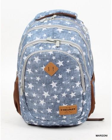 Plecak szkolny Astra HD-109 niebieski