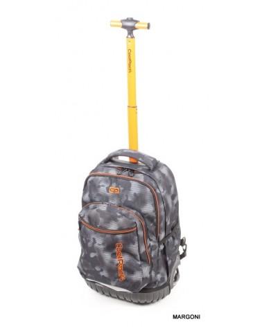 Plecak na kołach coolpack swift 34 szary