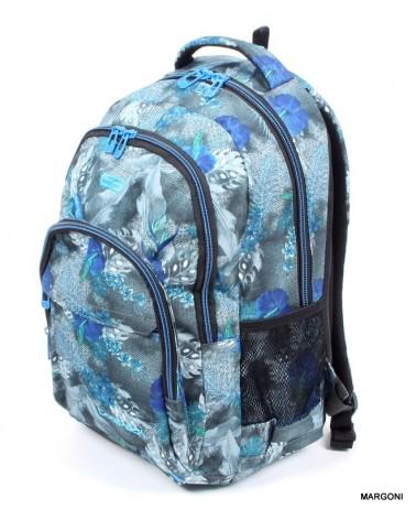 Plecak szkolny coolpack basic plus 27 blue