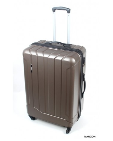 Duża walizka m. viaggiatore 28 mv303 grafit