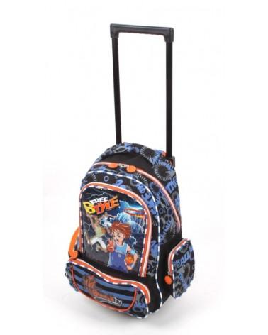 Plecak szkolny na kołach MADISSON t42617 FREESTYLE