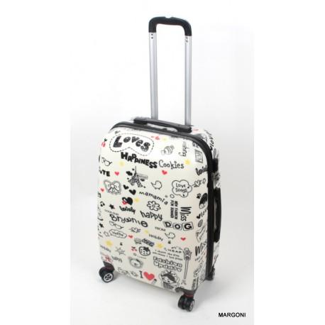 84d0ff8f2dbdc Średnia walizka worldline 808/24 love - Bagaż - Margoni