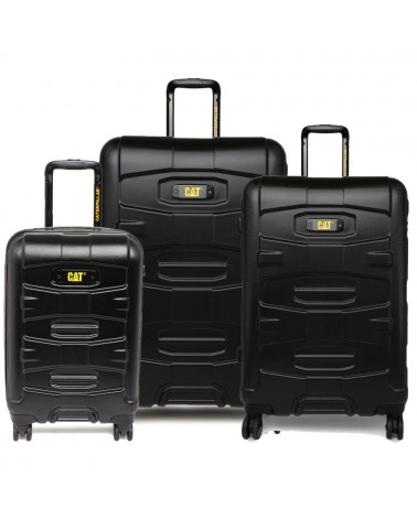 Zestaw walizek CAT TANK 83383 czarny