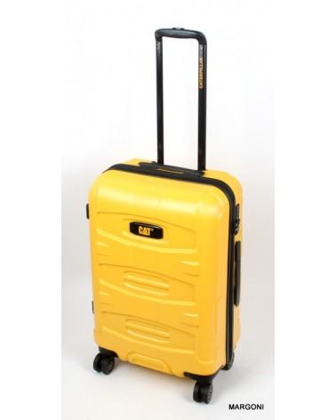 średnia walizka cat tank 24 83383 żółty