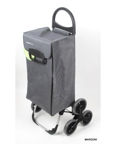 Wózek na zakupy verona szary