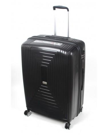 Duża walizka airtex 28 241 czarny