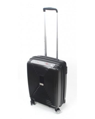 Mała walizka airtex 20 241 czarny