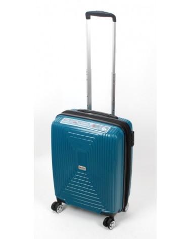 Mała walizka airtex 20 241 niebieski