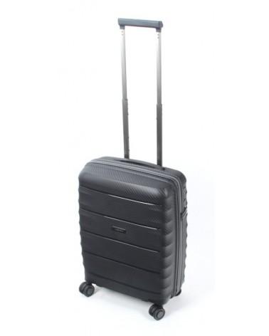 Mała walizka airtex 20 242 czarny