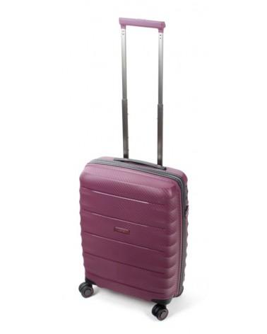 Mała walizka airtex 20 242 burgund