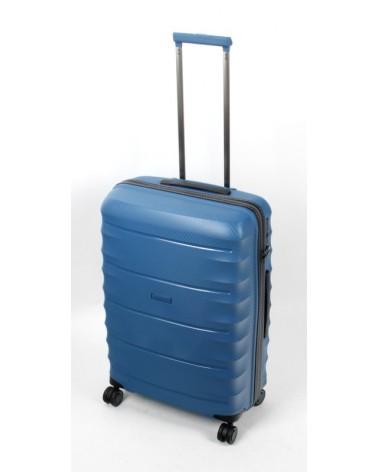 średnia walizka airtex 24 242 niebiseki