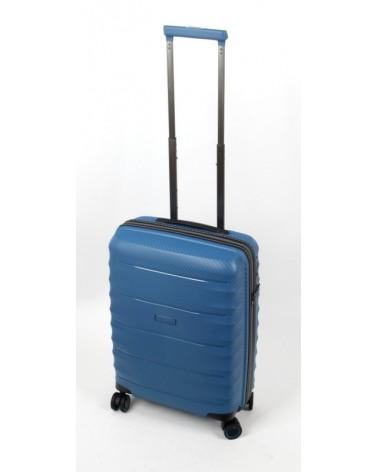 Mała walizka airtex 20 242 niebieski