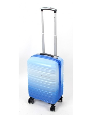 Mała walizka snowboll 20 85703 blue