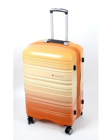Duża walizka snowboll 28 85703 pomarańcz