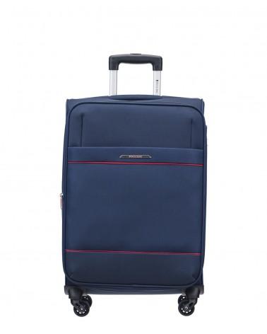 średnia walizka puccini palermo 24 em-50340 niebieski