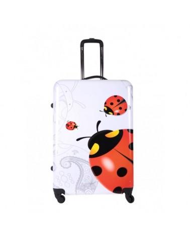Średnia walizka Bagia Biedronka 24 BL 22