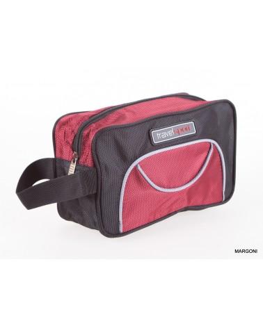 Kosmetyczka travel sport 1182 czerwona
