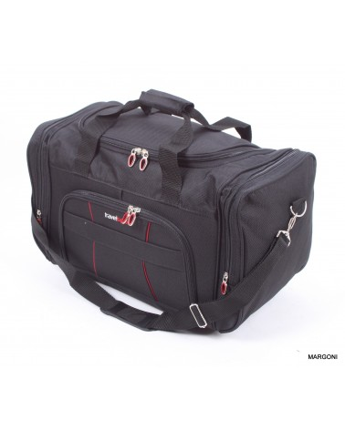 średnia torba travel sport 20 sh-680 czarny