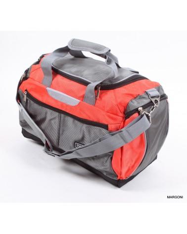 Średnia torba Travel Sport 56 A1269 pomarańczowa