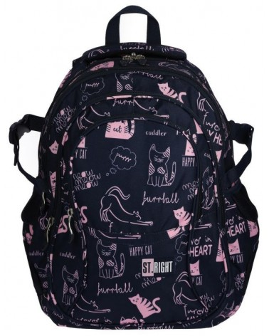 Plecak szkolny st.right bp-01 Cats