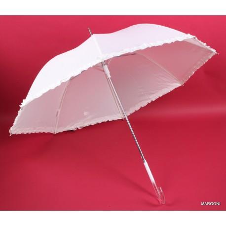Parasol ślubny PERLETTI 12035 Biały