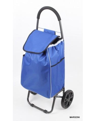 Wózek na zakupy rega 08 niebieski