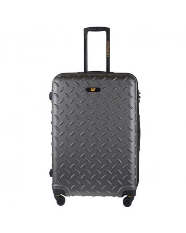 Duża walizka Caterpillar 83554 szara