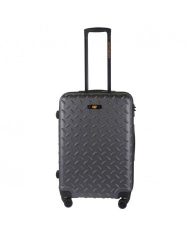 Średnia walizka caterpillar 83553 szara