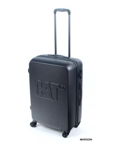Średnia walizka caterpillar cat-d 83550 czarna
