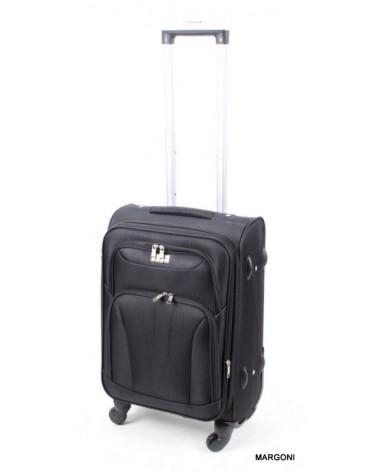 Mała walizka coco divo 20 6802 czarna