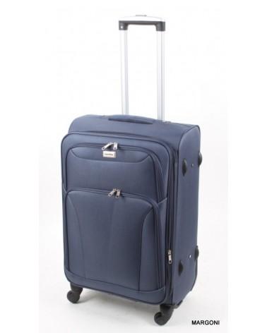 średnia walizka coco divo 24 6802 niebieska