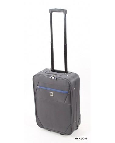 Mała walizka viaggiatore 19 mv304 szara