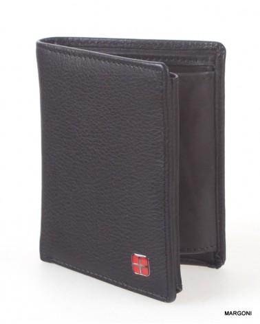 Portfel męski RFID STOP New Bags LBC-110 czarny
