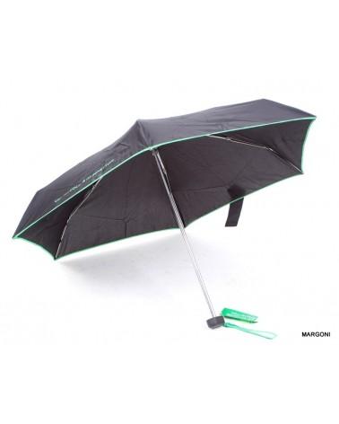 Parasolka damska Benetton Ultra Mini 56401 czarna
