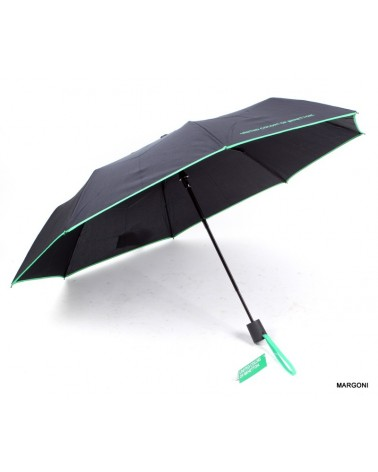 Parasolka damska benetton mini ac 56603 czarna