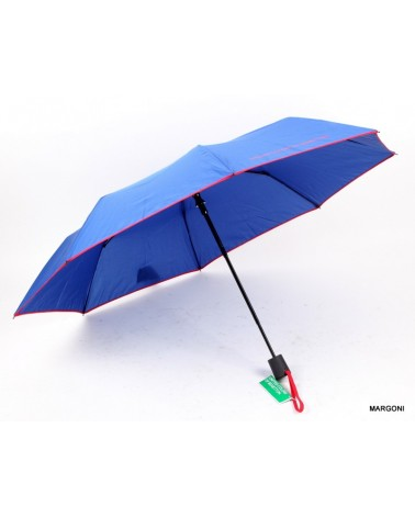 Parasolka damska benetton mini ac 56603 niebieska