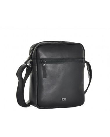 Męska torba listonoszka Daag Albedo 6 czarna