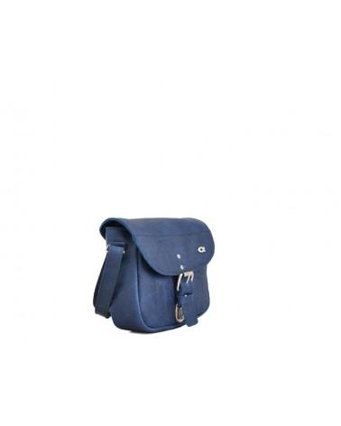 Damska torba listonoszka Daag Funky Go 24 niebieska
